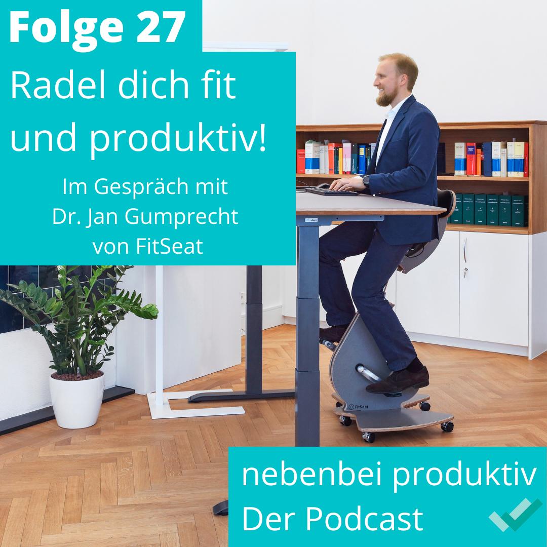 FitSeat: Radel dich fit und produktiv