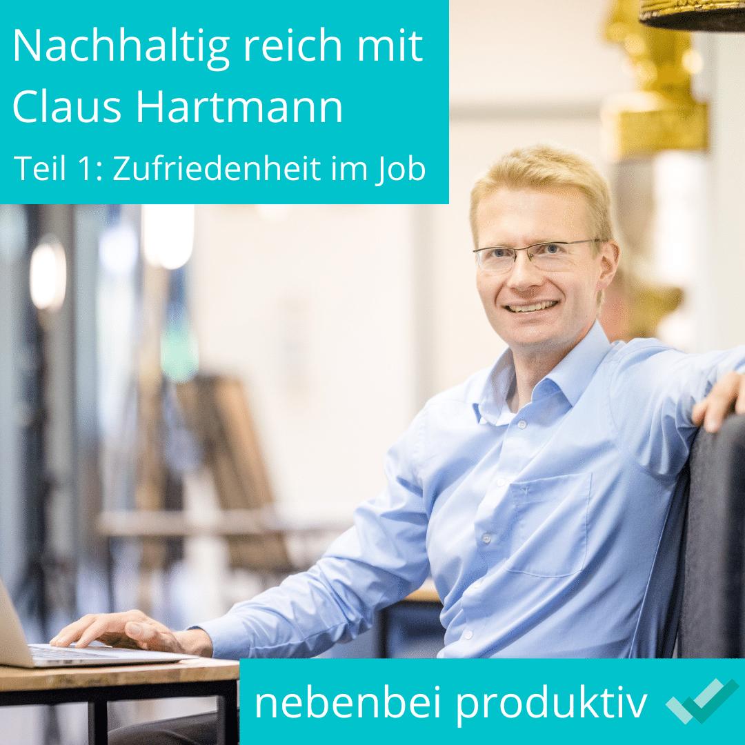 Nachhaltig reich mit Claus Hartmann
