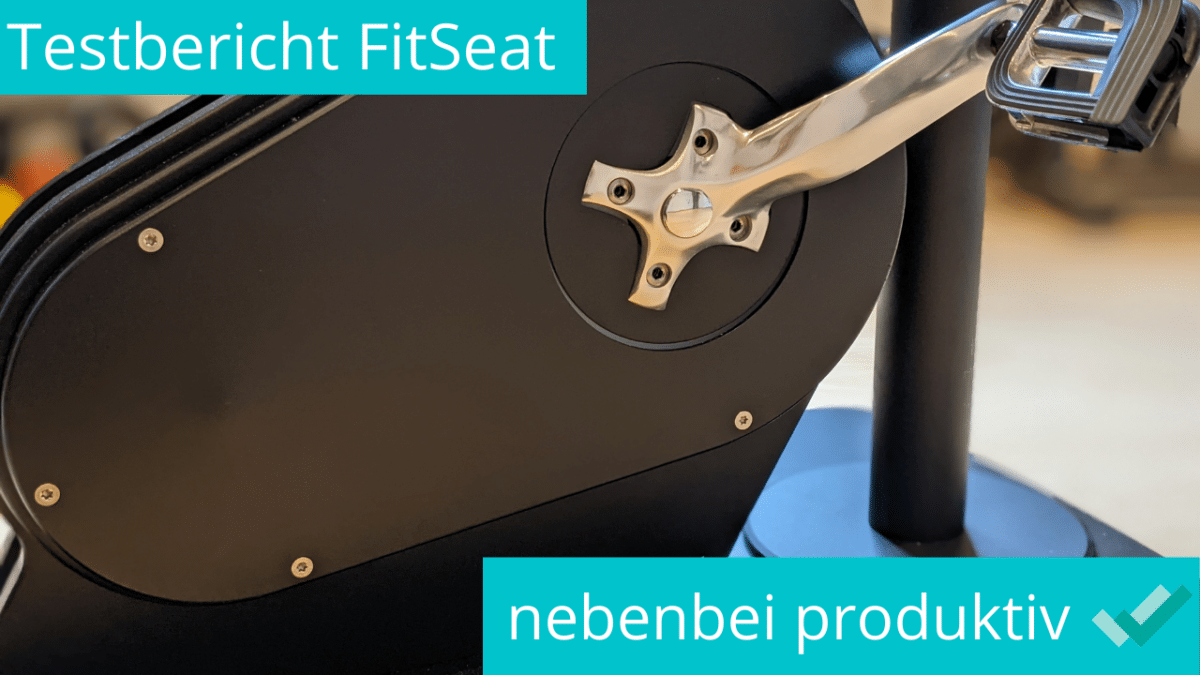 Testbericht FitSeat – Fit im Home Office