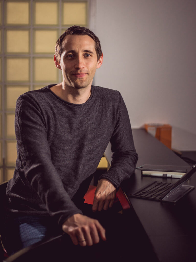 Sascha Feth - Mentor für Produktivität